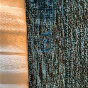 lululemon athletica Tops - Beautiful Blue Lululemon top.  Barely worn.